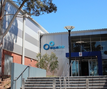 Commercial Construction Projects – Aqualink Basketball Stadium