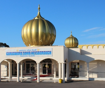Commercial Construction Projects – Sikh Temple, Keysborough